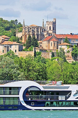 Receive Free Airfare from Select Canadian Gateways on Select 2022 Europe River Cruises