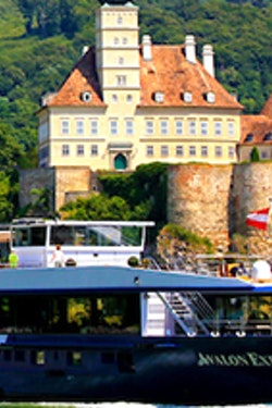 Receive $499 Air + Save Up to $2,500 Per Couple on Select 2022 Europe River Cruises