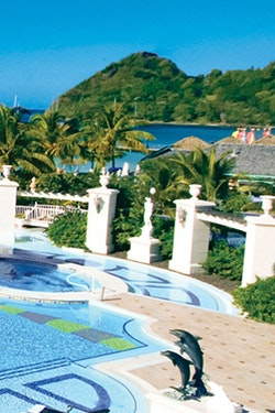 Save up to 65% off at Sandals Grande St. Lucian