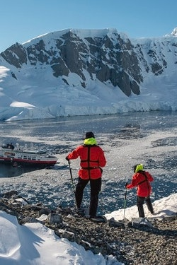 Save $3,000 on Solar Eclipse Antarctica Expeditions onboard the MS Fram with Hurtigruten