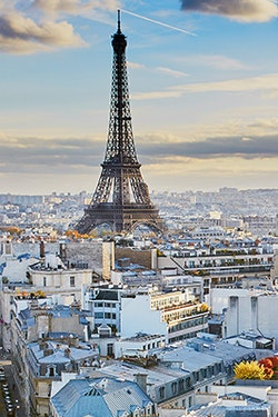 Save 10% on Select 2022 Europe Vacations