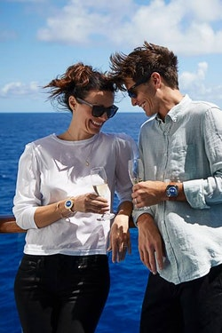 Enjoy Up to $200USD Onboard Spending Money Per Stateroom