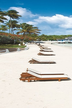 Save Up to 65% Off Rack Rates At Sandals Halcyon Beach