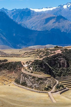 Book Early and SAVE $40 Per Person - Peru is Waiting For You!
